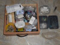 Large lot of jewellery supplies for sale