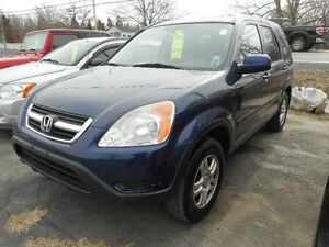 2003 Honda CR-V EX tax included SUV, Crossover