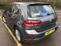 2017 Volkswagen Golf S 1.0 TSI 85PS 5-speed Manual 5 Door Petrol grey Manual
