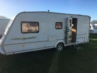 Bailey senator 4 berth caravan 04