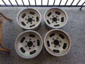 6 bolt chevy aluminium rims