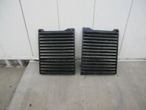 Fiero Rear Deck Vents