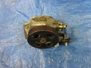 JDM Subaru Impreza WRX EJ205 Power Steering Pump 2002-2005