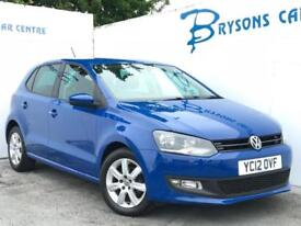 2012 12 Volkswagen Polo 1.2 ( 60ps ) Match for sale in AYRSHIRE
