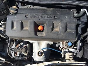 2012 Honda Civic engine 1.8L