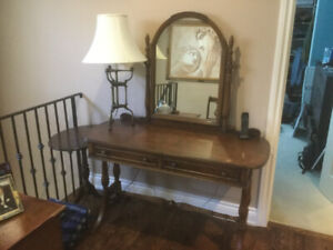 Antique Dressing Table- cottage ready