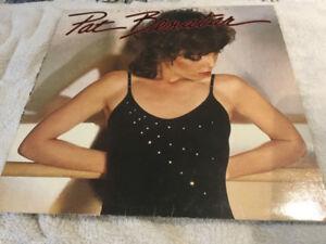 Vinyl LP Pat Benatar Crime of Passion