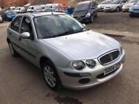 Rover 25 1.4 Impression 5 DOOR - 2004 04-REG - 10 MONTHS MOT