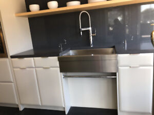 Kitchen for Sale with Caesarstone Counter $7600