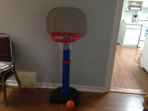 Little Tikes Basket Ball Easy Score