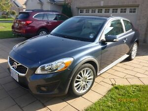 2011 Volvo C30 T5 Level II Coupe (2 door)