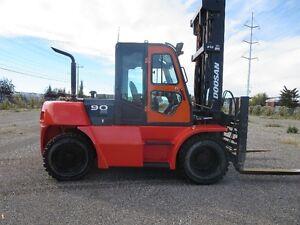 2012 Doosan D 90S Regina Regina Area image 1