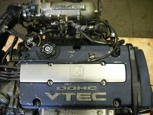 JDM Honda Accord Euro R F20B Engine 5 Speed LSD Transmission ECU