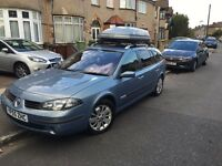 Renault Laguna 1.9 DCi Estate/converted camper (Campervan/day van)