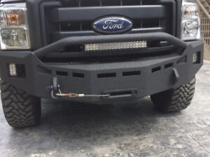2015 Fusion Bumpers