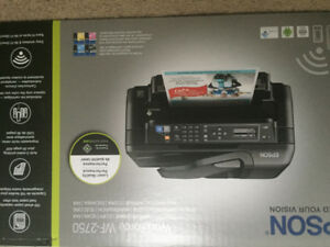 Printer Epson Workforce WF-2750 (Wireless Color with Scanner )
