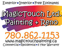 MAGICTOUCH PAINTING LTD, CREATE VALUE BEYOND PRICE