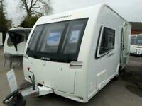 2013 Lunar Clubman CK - 2 Berth Touring Caravan