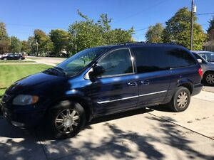 For sale:  2004 Chrysler town & country