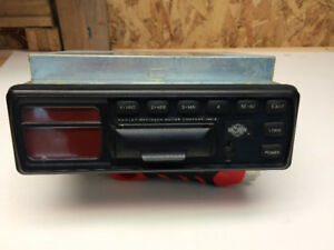 HD radio AM/FM cassette