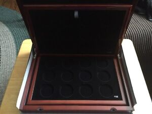Collector Case for Coins