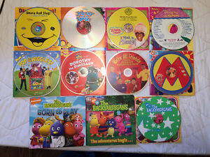 Kids Music TV shows CD collection West Island Greater Montréal image 1