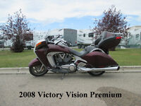 2008 Victory Vision Tour Premium - Priced to sell!