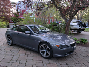 2004 BMW 645ci SMG with NEW mvi  RARE!!