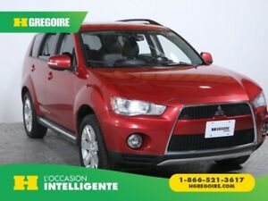 2012 Mitsubishi Outlander GT AWD 7 PLACES CUIR TOIT OUVRANT MAGS