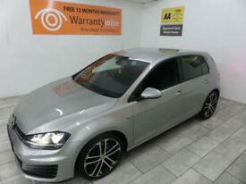 2015,VW Golf 2.0TDI 184bhp DSG GTD***BUY FOR ONLY £72 PER WEEK***