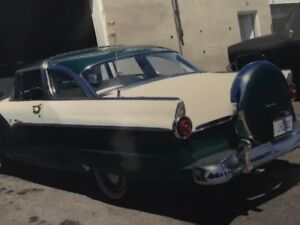 Original 1955 Crown Victoria in Mint Condition
