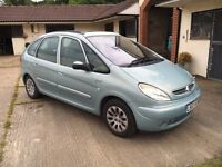 Citroen Picasso 2.0 HDI Turbo Diesel ( Tow Bar )