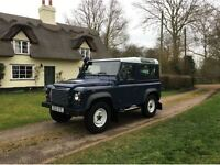 2012 LAND ROVER DEFENDER 90, 2.2L, LHD, AC, 1-OWNER, FULL SERV HISTORY
