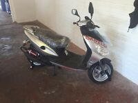Brand new Garelli 50cc scooter