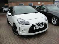 2015 15 CITROEN DS3 1.6 BLUEHDI DSPORT PLUS 3D 120 BHP DIESEL