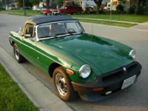1980 MGB Mark IV - Excellent Condition
