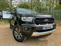 No Vat Used Ford Ranger Wildtrack for sale Braintree