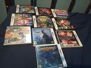Ds and 3 ds game