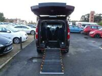2014 64 REG FIAT DOBLO MYLIFE 1.4 WHEELCHAIR ACCESSIBLE VEHICLE