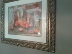 QUALITY REAL ART/FRAMED PRINTS ALL ROOMS