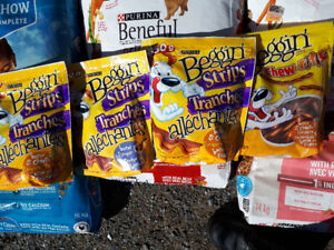 Purina dog food & Treats