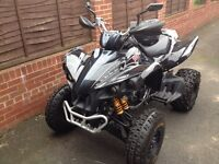 2012 TGB TARGET 525cc fully Road legal px/ swap van £3500