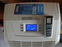 DeLonghi Pinguino Portable AC 12,000 BTU with Remote Control