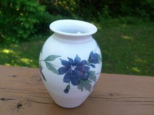 Beautiful ClayWorks Pottery Vase--Halifax NS
