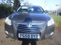 Vauxhall Insignia 2.0CDTI 16V EXCLUSIV 130PS Good / Bad Credit Car Finance (grey) 2009