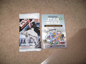STAR WARS - Phrase Book / Travel Guide_Trading Cards - BRAND NEW