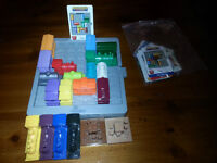 Retro Toys and Thinking Game