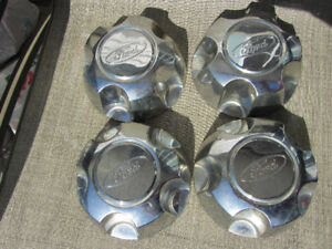 Set of 4 Wheel Hub Covers for a Ford Ranger