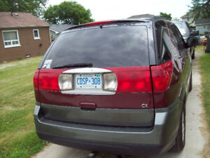 2003 Buick Rendevous