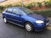 Vauxhall/Opel Astra 1.6i auto 2002MY Envoy